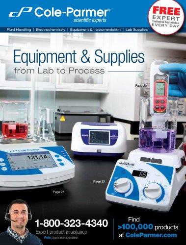 Cole-Parmer® Equipment & Supplies