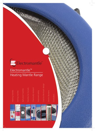 Electromantle™ Heating Mantle Range