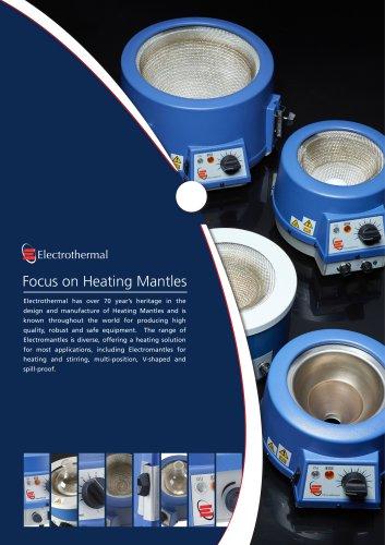 Heating Mantles Brochure