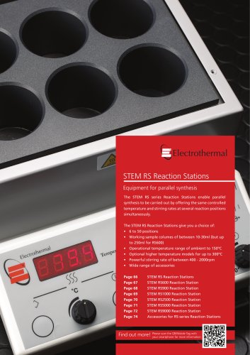 STEM RS Reaction Stations
