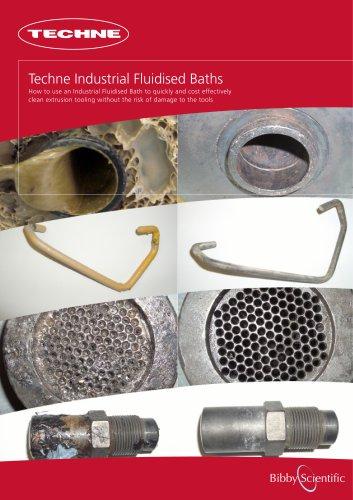 Techne Industrial Fluidised Baths