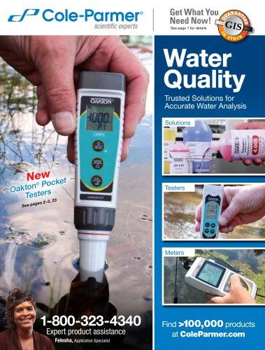 Water QualityNew Oakton® Pocket Testers