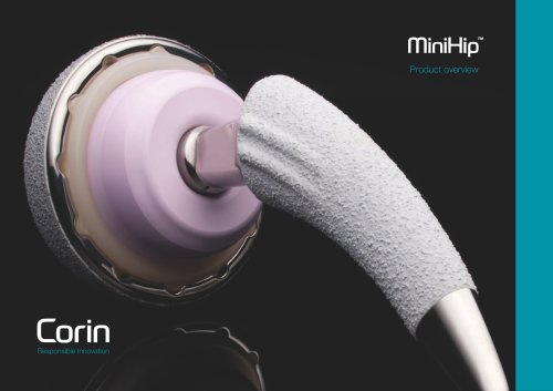 MiniHip™ - product overview