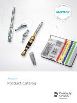 Ankylos Product Catalog