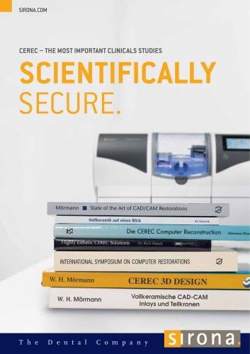 CEREC – THE MOST IMPORTANT CLINICALS STUDIES