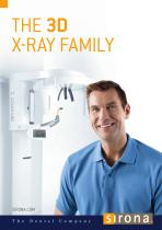 The 3D X-ray family