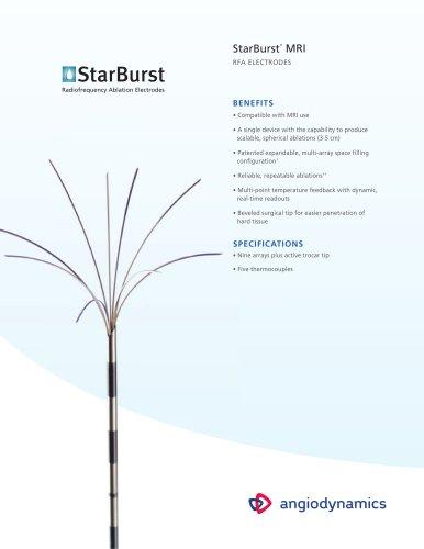 StarBurst MRI