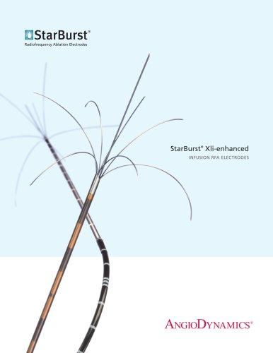 StarBurst Xli-e Promotional Literature