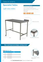 TABLES & LECTERNS - 10