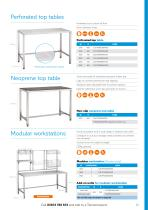 TABLES & LECTERNS - 11