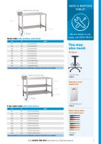 TABLES & LECTERNS - 3