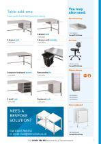 TABLES & LECTERNS - 5