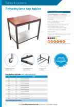 TABLES & LECTERNS - 6