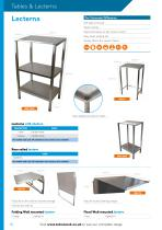 TABLES & LECTERNS - 8