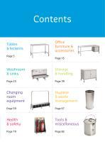 Teknomek Autumn product catalogue 2014 - 3