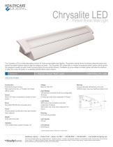 Chrysalite LED - 2