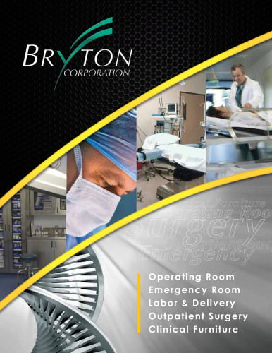Bryton Corporation Catalog