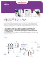 MEDICA® EDI 15/30 - 1