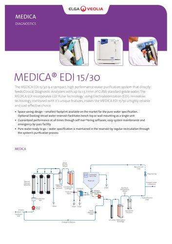 MEDICA® EDI 15/30