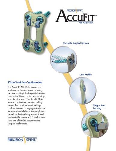 AccuFit ™