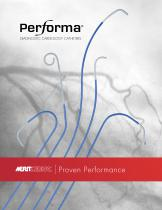 Performa® Diagnostic Cardiology Catheter