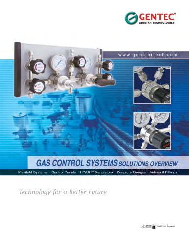 Gas Control Overview