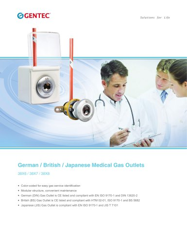 German, British, and Japanese Medical Gas Outlets_(S)