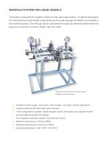 Manifold System for Liquid Vessels - 2