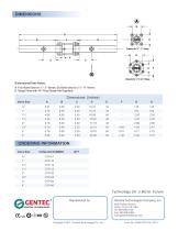Medical Check Valves with Extensions - 2