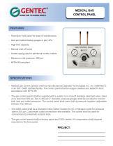 Medical Gas Control Panel - 1