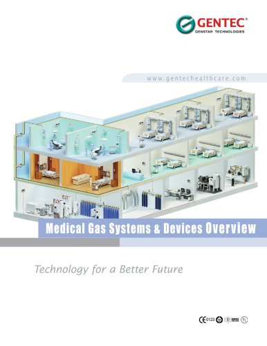 Medical Gas Systems & Devices Overview
