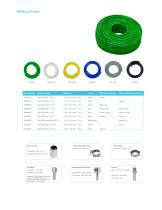Medical Hoses & Adapters Ordering Information - 9