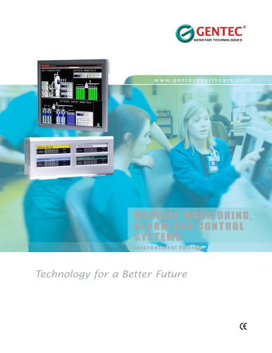 Medical Monitoring, Alarm and Control Systems