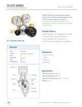 Specialty Gas Regulators & Accessories - 10