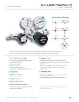 Specialty Gas Regulators & Accessories - 5