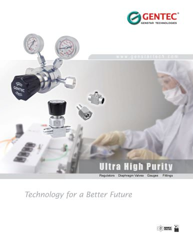 Ultra High Purity Catalog