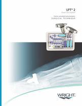 LPT II Great Toe Surgical Technique ? SO157?208 - 1
