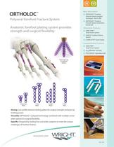 ORTHOLOC® Polyaxial Fracture System ? FA251?409 - 1