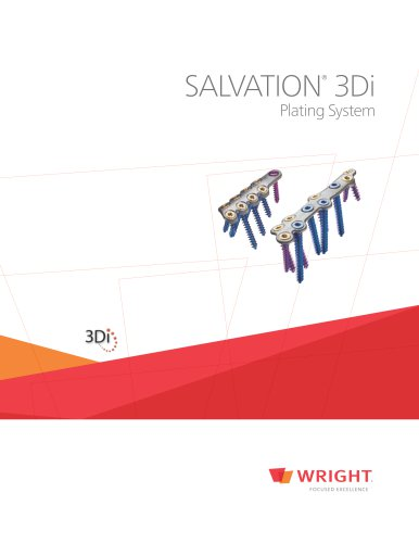 SALVATION® 3Di Plating System