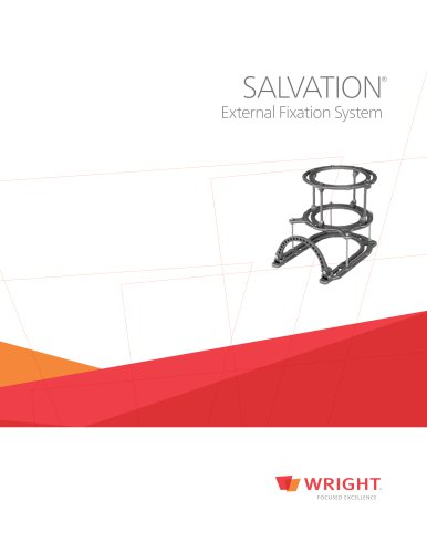SALVATION® External Fixation System