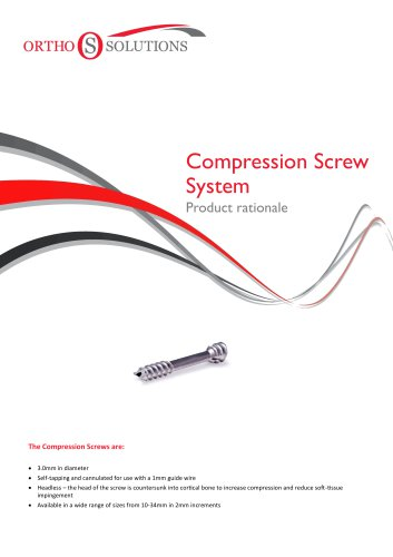 Compression Screw  System