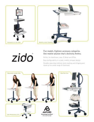 Anthro Zido Family Brochure