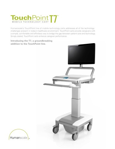 T7 touch point Brochure