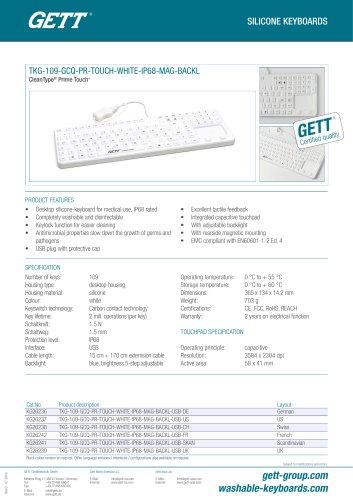 GETT_TKG-109-GCQ-PR-TOUCH-WHITE-IP68