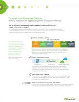 G4 Unity Enterprise Platform Handout - 1