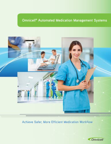 Medication Management Systems Brochure