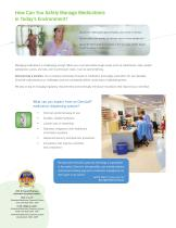 Medication Management Systems Brochure - 2