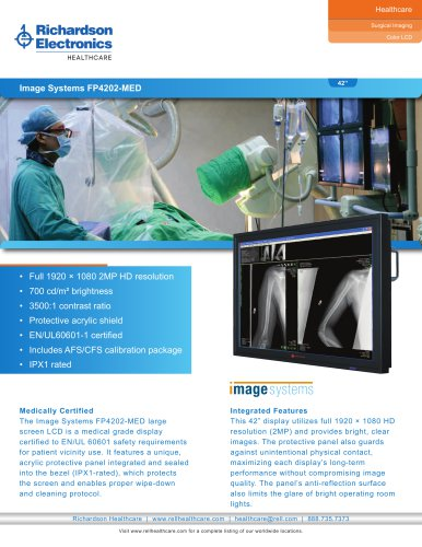 Image Systems FP4202-MED