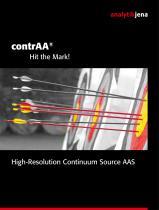 Brochure contrAA series (English) - 1