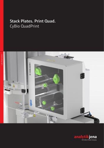 CyBio QuadPrint